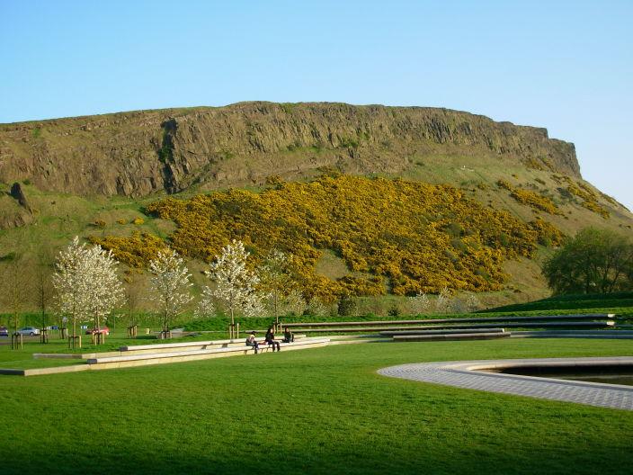 Arthur's Seat (251 m), Holyrood Park, Edinburgh